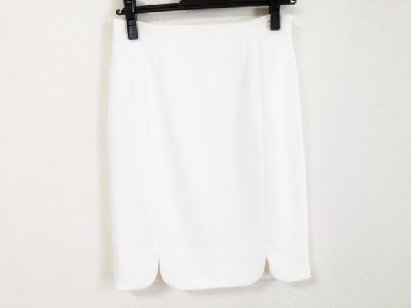 Pinky&Dianne(ピンキー&ダイアン) スカート サイズ38 M レディース新品同様  白