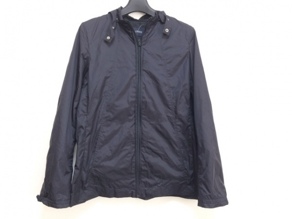 MACPHEE(マカフィ) ブルゾン サイズ38 M レディース 黒 春・秋物