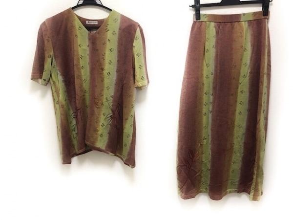 COSANOSTRA(コーザノストラ) スカートセットアップ サイズM レディース美品  刺繍