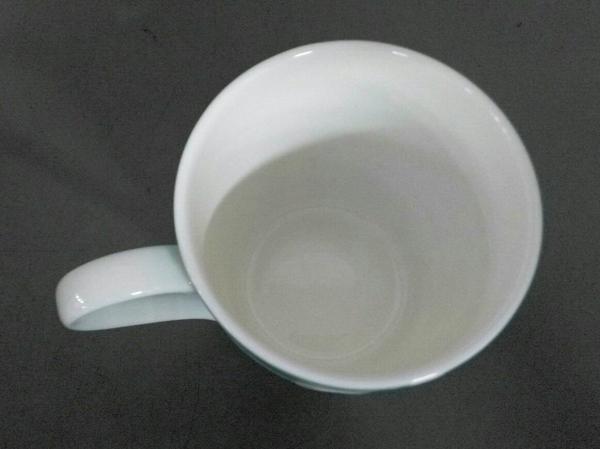 ティファニー マグカップ新品同様  ブルーボウ ライトブルー×白 SK-2 LXP 陶器