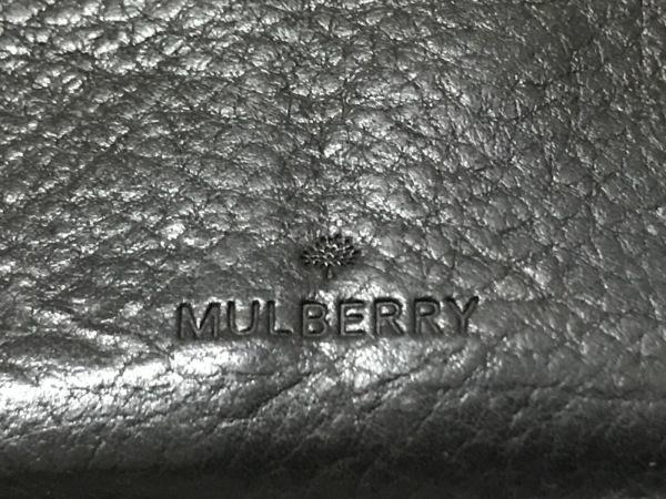 MULBERRY(マルベリー) 長財布 RL3526/342F130 ダークブラウン レザー