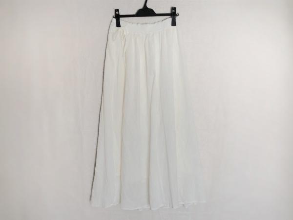 Chan Luu(チャンルー) ロングスカート レディース美品  アイボリー