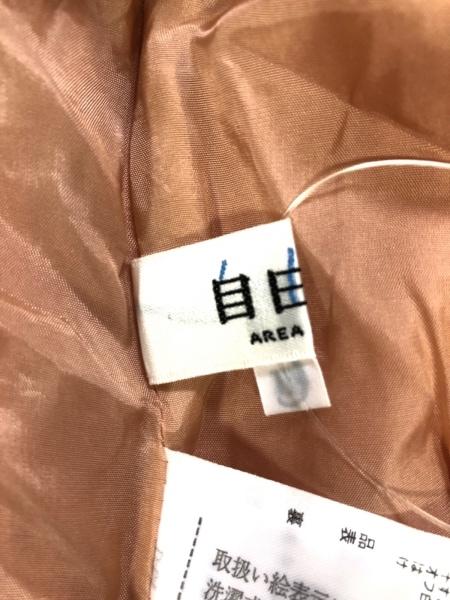 自由区/jiyuku(ジユウク) ワンピース サイズ40 M レディース オレンジ