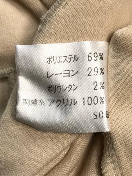 JOCOMOMOLA(ホコモモラ) ワンピース サイズ40 XL レディース美品  アイボリー