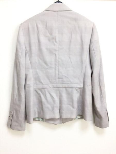 PaulSmith BLACK(ポールスミスブラック) ジャケット サイズ40 M レディース グレー