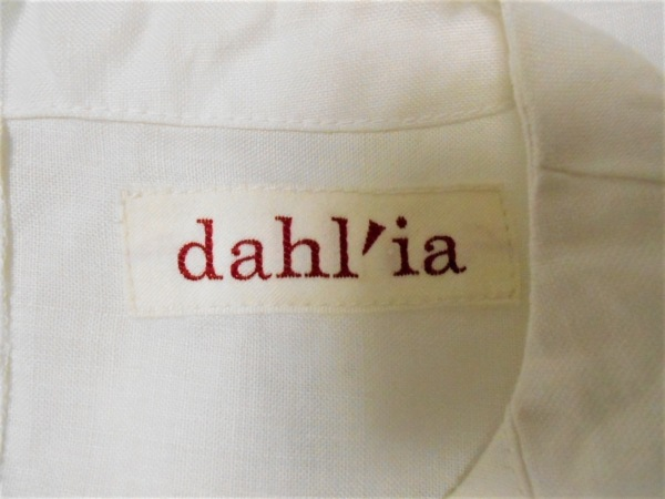 dahl'ia(ダリア) チュニック レディース 白