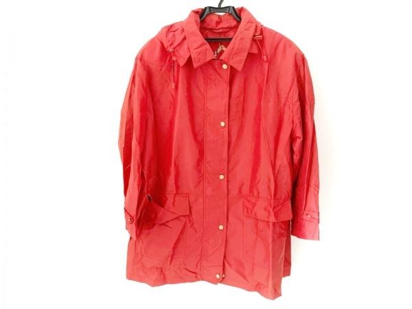 Burberry's(バーバリーズ) コート サイズ15 メンズ レッド 春・秋物