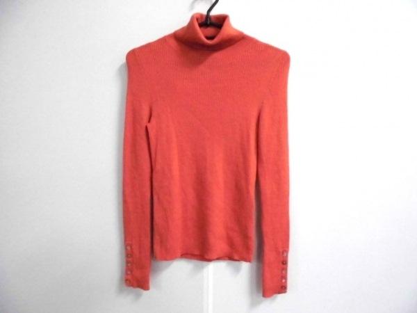 組曲 KUMIKYOKU(クミキョク) 長袖セーター サイズ2 M レディース オレンジ