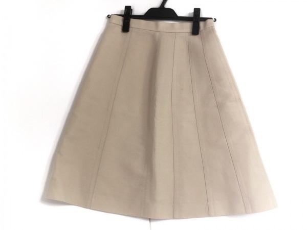モスキーノ チープ&シック スカート サイズ38 S レディース ベージュ
