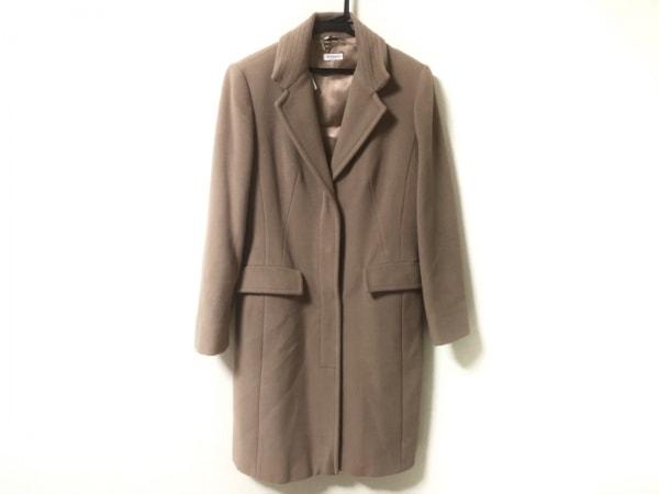 MAX&CO.(マックス&コー) コート サイズ38 S レディース美品  ライトブラウン 冬物