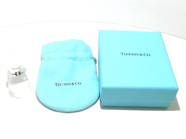 TIFFANY&Co.(ティファニー) リング新品同様  Tワイヤーリング K18WG