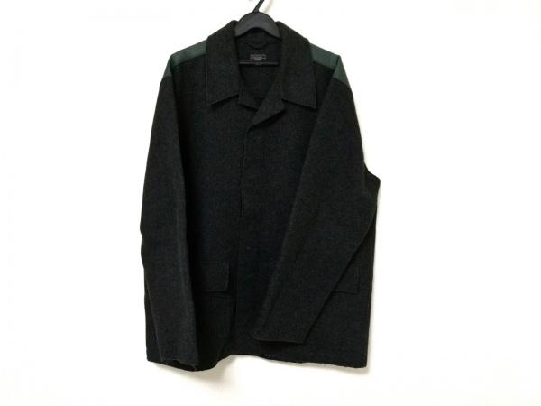 PaulSmith BLACK(ポールスミスブラック) コート メンズ ダークグレー 冬物