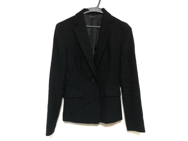 ef-de(エフデ) ジャケット サイズ9 M レディース美品  黒
