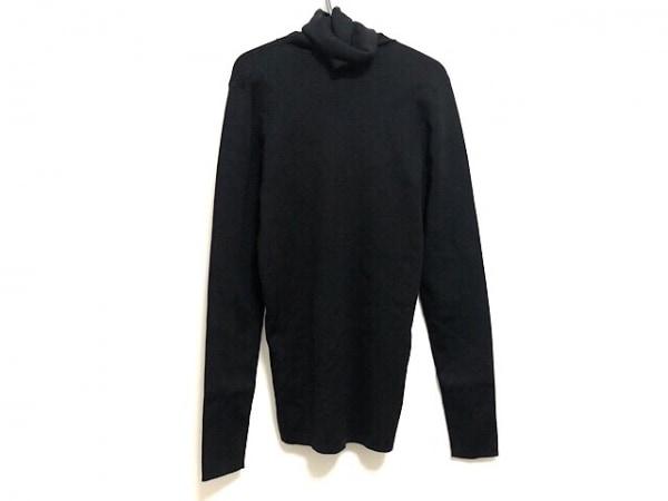 JOSEPH(ジョセフ) 長袖セーター サイズM レディース 黒 タートルネック