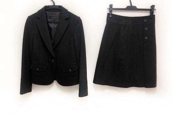 ReFLEcT(リフレクト) スカートスーツ サイズ9 M レディース美品  ダークブラウン