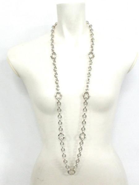Baccarat(バカラ) ネックレス シルバー