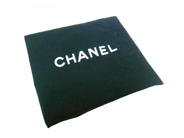 CHANEL(シャネル) トートバッグ美品  パリビアリッツトートPM 黒 9