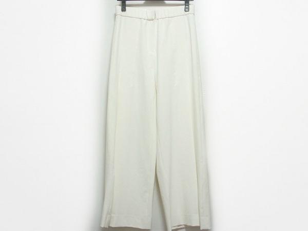 SHIZUKA KOMURO(シズカコムロ) パンツ サイズ40 M レディース アイボリー 4298