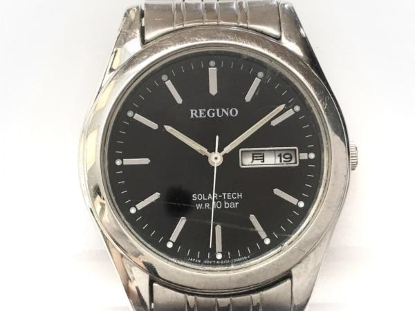 REGUNO(レグノ) 腕時計 E101-K005299 メンズ 黒