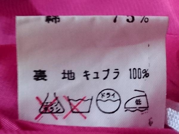 ロッサ ロングスカート サイズ42 L レディース ピンク×白×グリーン チェック柄