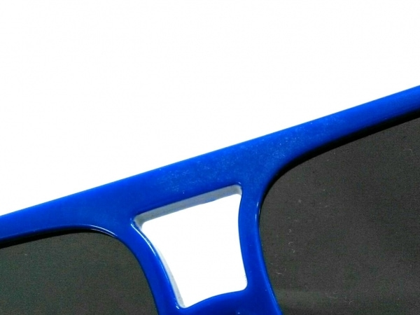 マークバイマークジェイコブス サングラス MMJ288/S 黒×ブルー プラスチック