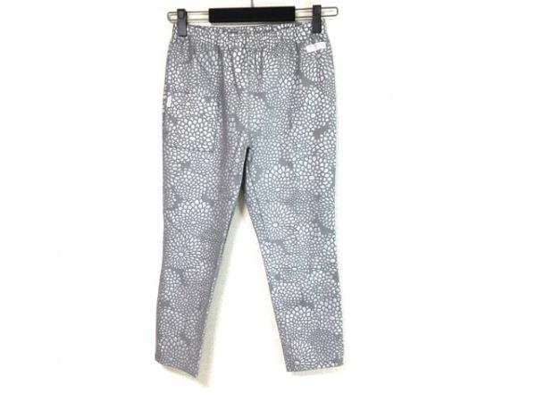SOU・SOU(ソウソウ) パンツ レディース美品  グレー×ライトグレー えんゆう穿き