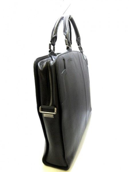 Cartier(カルティエ) ビジネスバッグ - ダークブラウン レザー