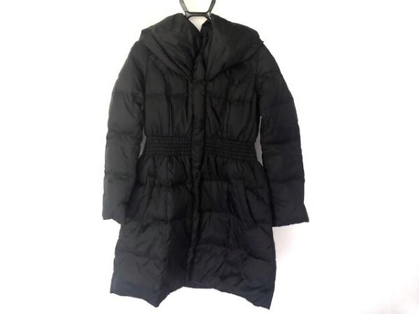 Cara(カーラ) ダウンコート サイズL レディース美品  黒 冬物