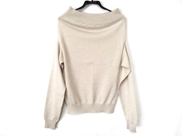 マルタンマルジェラ 長袖セーター サイズS レディース新品同様  ベージュ