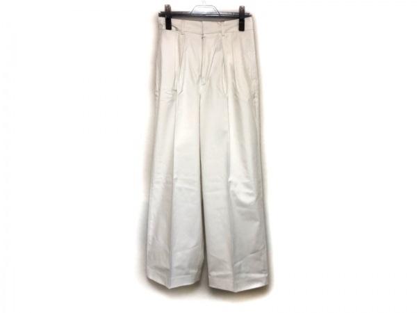 DRESSTERIOR(ドレステリア) パンツ サイズ38 M レディース 白