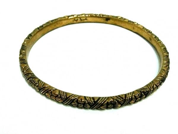 STEPHEN DWECK(スティーブンデュエック) バングル美品  金属素材 ゴールド