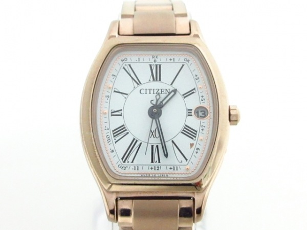 CITIZEN(シチズン) 腕時計 XC H060-T023371 レディース 白