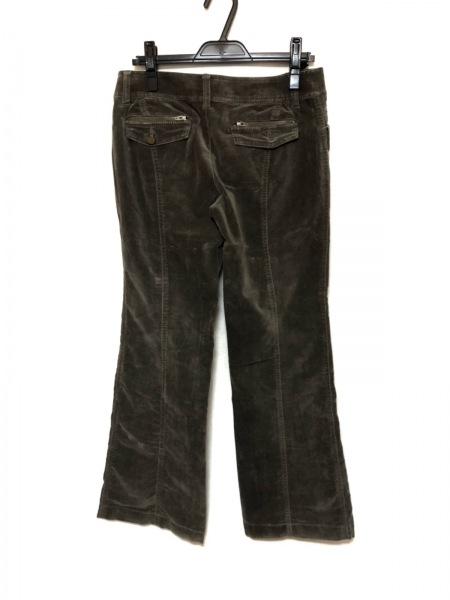 23区(ニジュウサンク) パンツ サイズ40 M レディース ダークブラウン