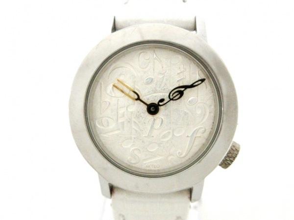 AKTEO(アクティオ) 腕時計 - レディース 白