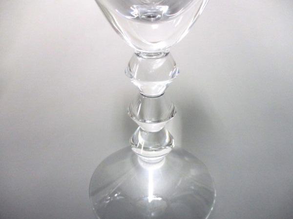 Baccarat(バカラ) グラス新品同様  ベガ クリア ワイングラス 4