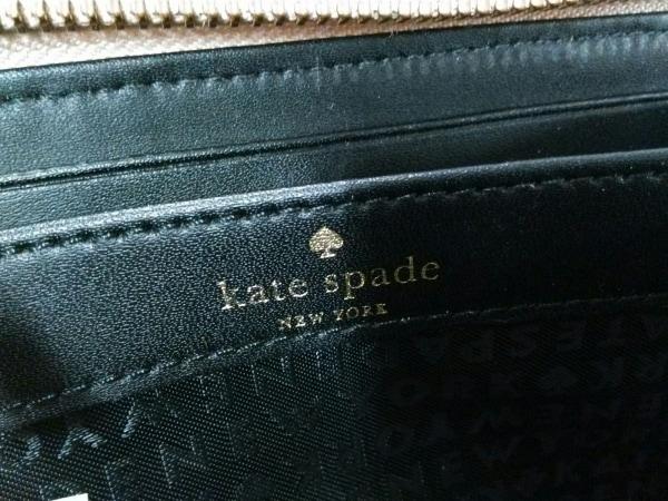 ケイトスペード 長財布 ネダ シャーロットテラス WLRU2065 アイボリー レザー