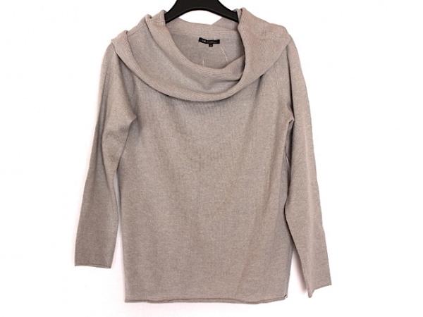 23区(ニジュウサンク) 長袖セーター サイズ40 M レディース グレー
