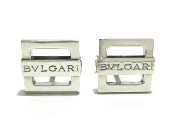 BVLGARI(ブルガリ) カフス シルバー