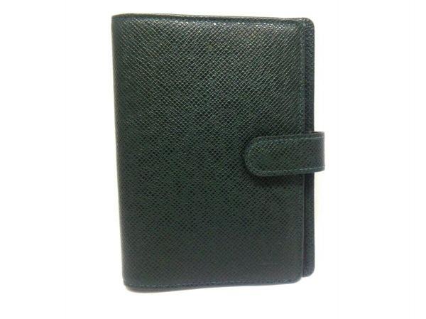 LOUIS VUITTON(ルイヴィトン) 手帳 タイガ美品  アジェンダPM R20406 エピセア