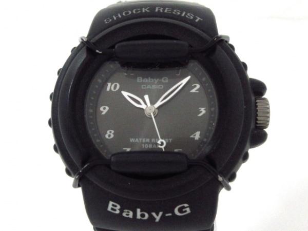 CASIO(カシオ) 腕時計 Baby-G BG-19 レディース 黒