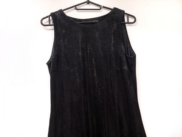 LALTRAMODA(ラルトラモーダ) ドレス サイズ40 M レディース - - 黒