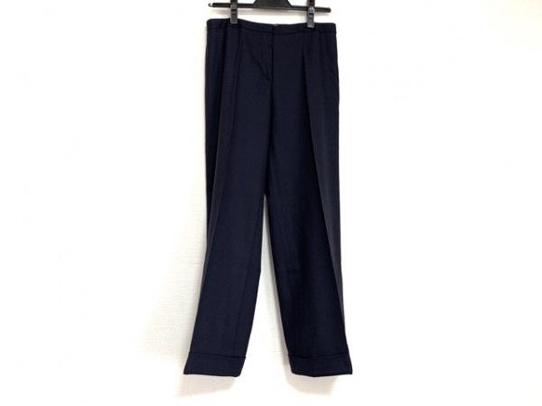 TORY BURCH(トリーバーチ) パンツ サイズ0 XS レディース ダークネイビー