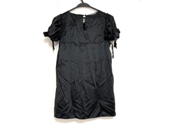 ドルチェアンドガッバーナ 半袖カットソー サイズ40 M レディース美品  黒