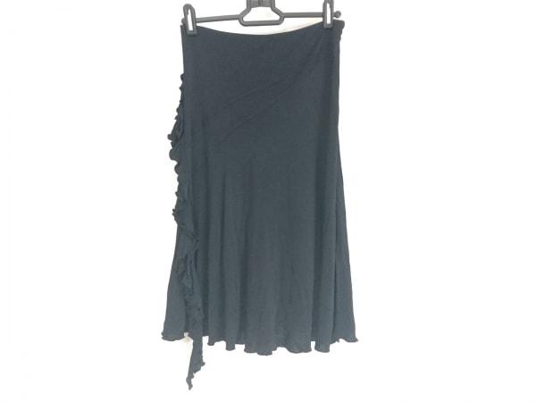ANNA MOLINARI(アンナモリナーリ) スカート サイズI 38 レディース美品  黒