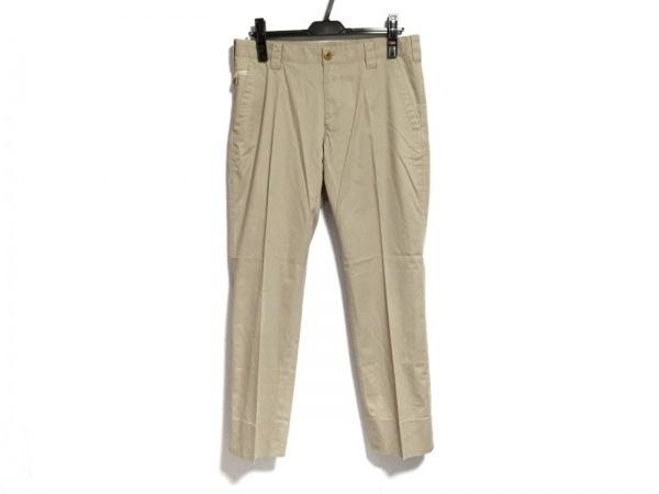 PaulSmith(ポールスミス) パンツ サイズ82 メンズ ライトブラウン×ブラウン