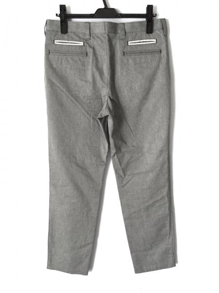 PaulSmith(ポールスミス) パンツ サイズ82 メンズ グレー×アイボリー