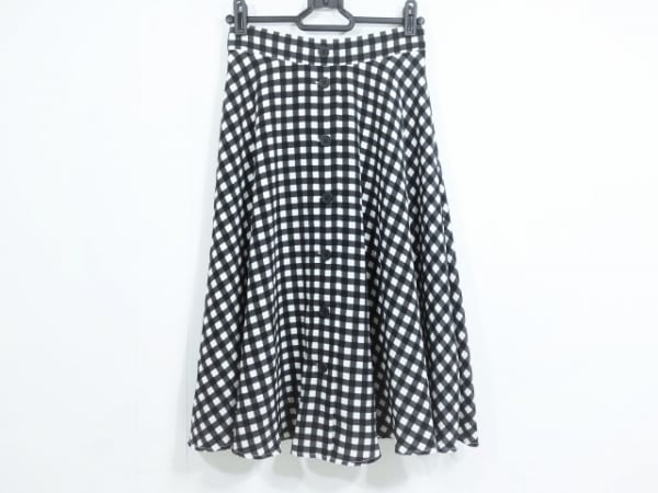 JUSGLITTY(ジャスグリッティー) スカート サイズ0 XS レディース美品  チェック柄