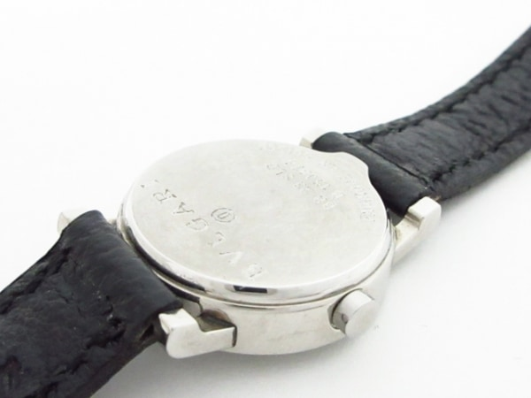 BVLGARI(ブルガリ) 腕時計 ブルガリブルガリ BB23SLD レディース 革ベルト 黒