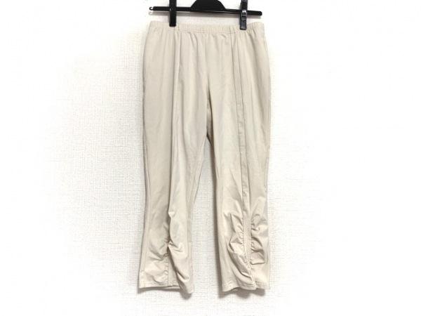 HIROKO BIS(ヒロコビス) パンツ サイズ11 M レディース ベージュ