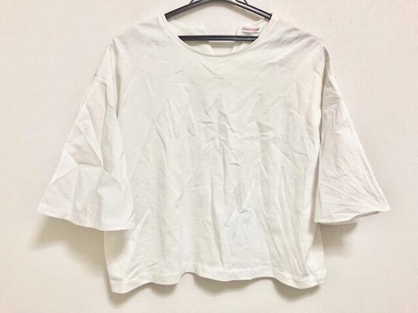 DRESSTERIOR(ドレステリア) 七分袖カットソー レディース美品  白
